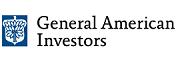 Logo General American Investors Company, Inc.