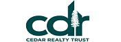 Logo Cedar Realty Trust, Inc.