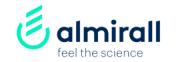 Logo Almirall, S.A.