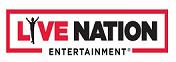 Logo Live Nation Entertainment,