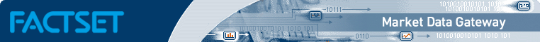 FactSet Digital Solutions